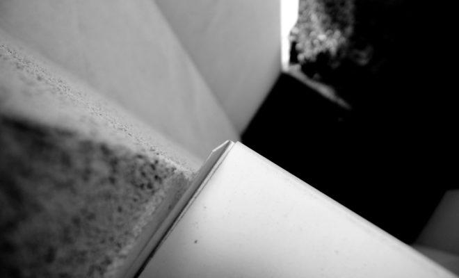 entative d'écriture à deux mains n°1 : le Vide